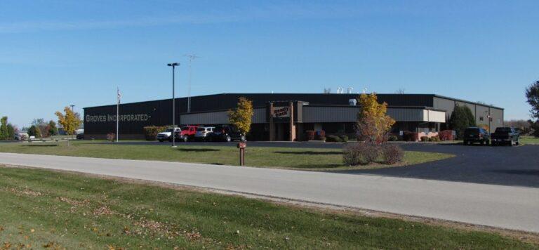 Groves Inc Building